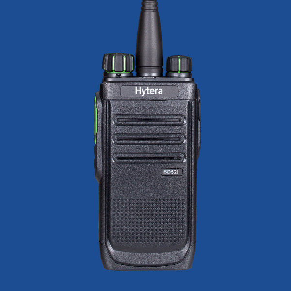 Hytera BD502i Two Way Radio | Two Way Radios for Security, Safety and Business - Fast Radios, Inc.