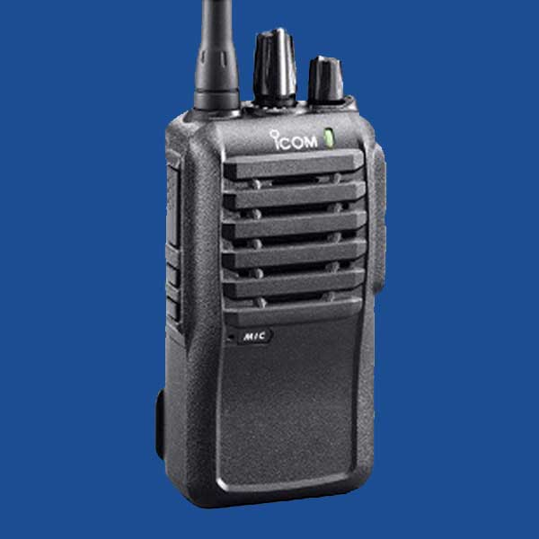 iCOM f4001-42 Two Way Radio | Two Way Radios for Security, Safety and Business - Fast Radios, Inc.