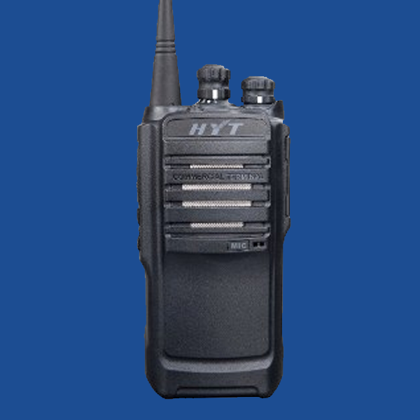 Hytera 508 Two Way Radio | Two Way Radios for Security, Safety and Business - Fast Radios, Inc.