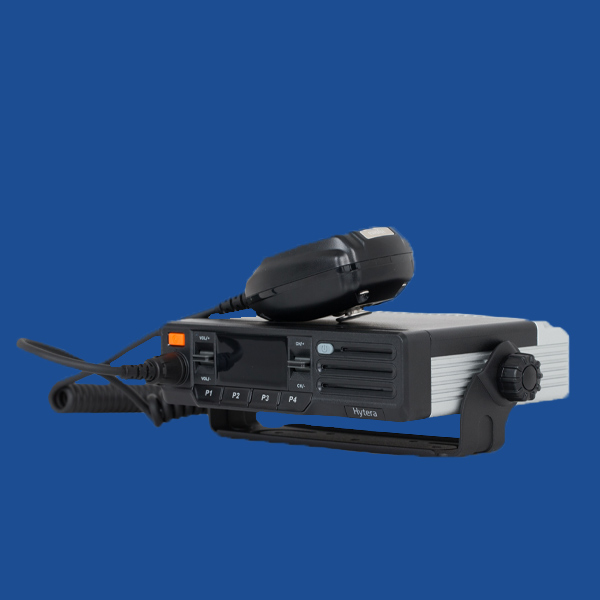 612i DMR Digital Mobile Two Way Radio | Two Way Radios for Security, Safety and Business - Fast Radios, Inc.