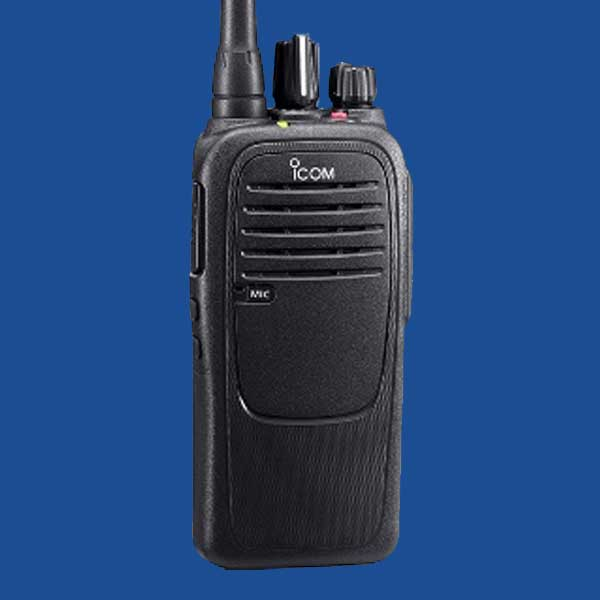 iCOM f2000 | Two Way Radios for Security, Safety and Business - Fast Radios, Inc.