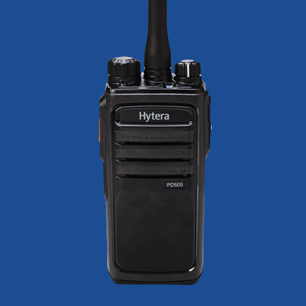 Hytera PD502i Digital Two Way Radio | Two Way Radios for Security, Safety and Business - Fast Radios, Inc.