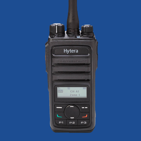 Hytera PD562i Digital Two Way Radio | Two Way Radios for Security, Safety and Business - Fast Radios, Inc.