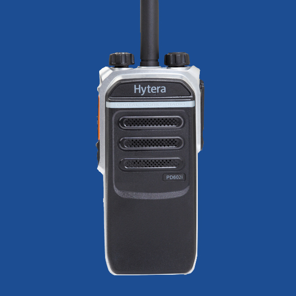 Hytera PD5602i Digital Two Way Radio | Two Way Radios for Security, Safety and Business - Fast Radios, Inc.